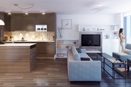 8 kitchen lounge
