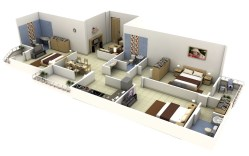 Small Of Apartment Design Plan