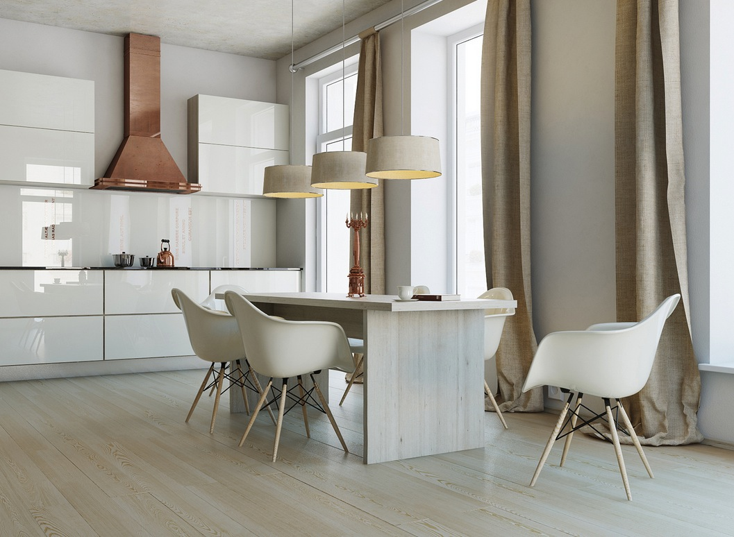 20 sharp masculine kitchens perfect for men kitchen wood floors