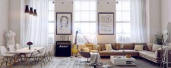 Small Of Chic Small Living Room Ideas