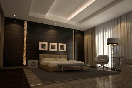 simple luxury bedroom design | interior design ideas.