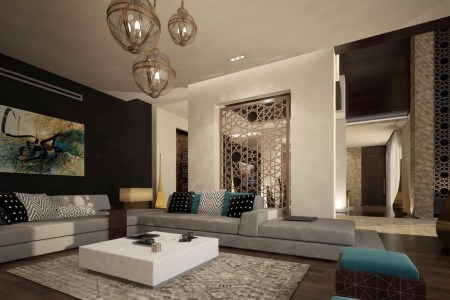 sunken living room design | interior design ideas.