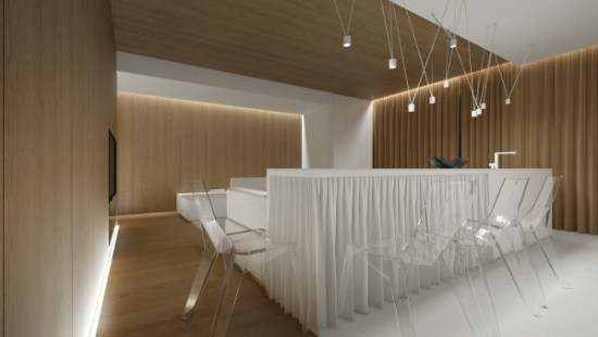 lucite-dining-room