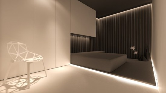 white-geometric-chair