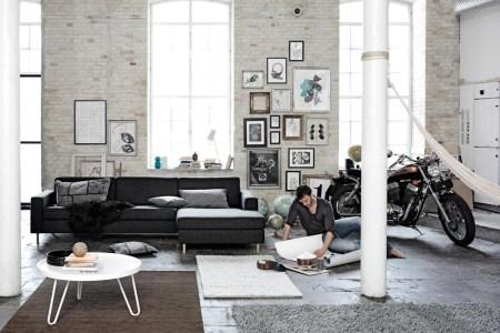 loft living room design ideas