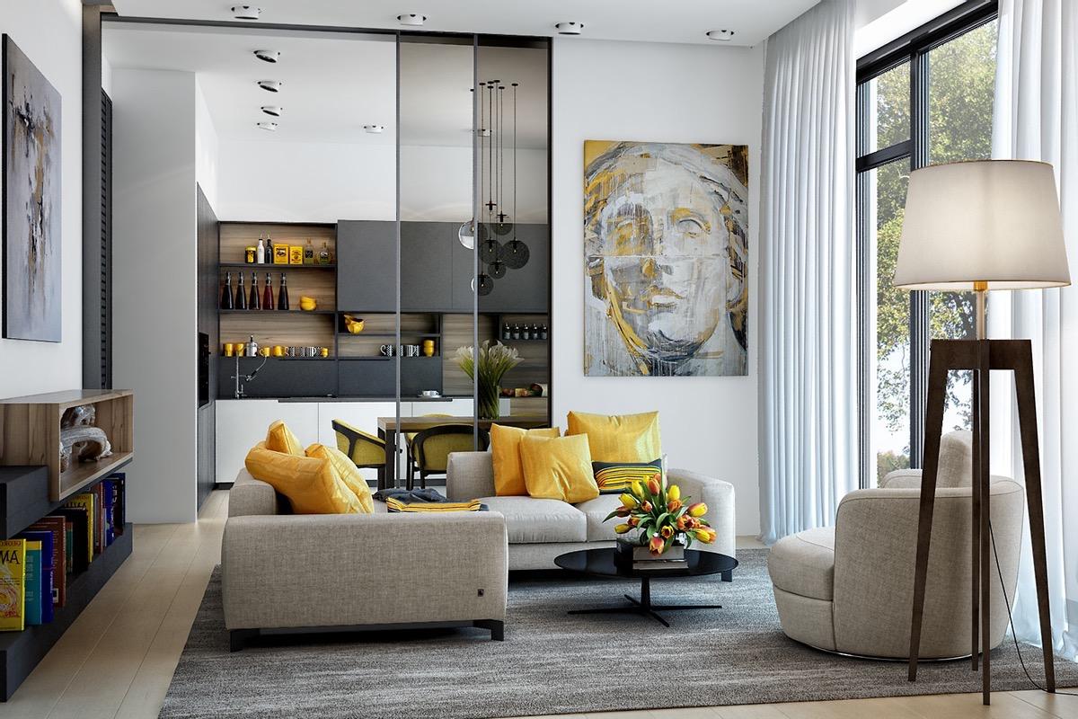 Antique Like Architecture Interior Follow Yellow Accent Living Rooms Interior Design Ideas Living Room South Africa Interior Design Styles Living Room 2015 interior Interior Design Styles Living Room
