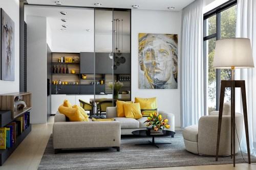 Medium Of Interior Design Styles Living Room