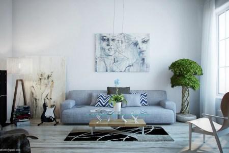 living room portrait inspiration