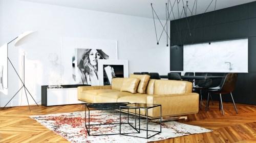 Medium Of Modern Home Wall Decor