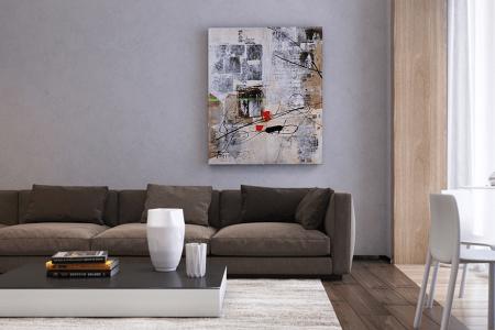 simple living room wall art ideas