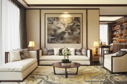 Absorbing Two Interiors Inspired By Chinese Decor Interior Design Ideas Living Room S Interior Design Ideas Living Room