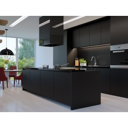 Fulgurant Islands Black Kitchen Black Kitchens That Tempt You To Go Your Black Kitchen Design Black Kitchens That Tempt You To Go Kitchen Design S Ideas Kitchen Design S kitchen Kitchen Design Pictures