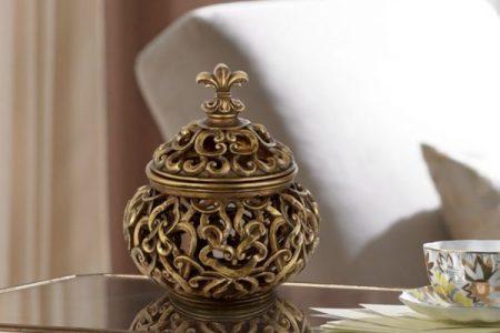 antique trinket box fleur de lis decorations for home 600x697