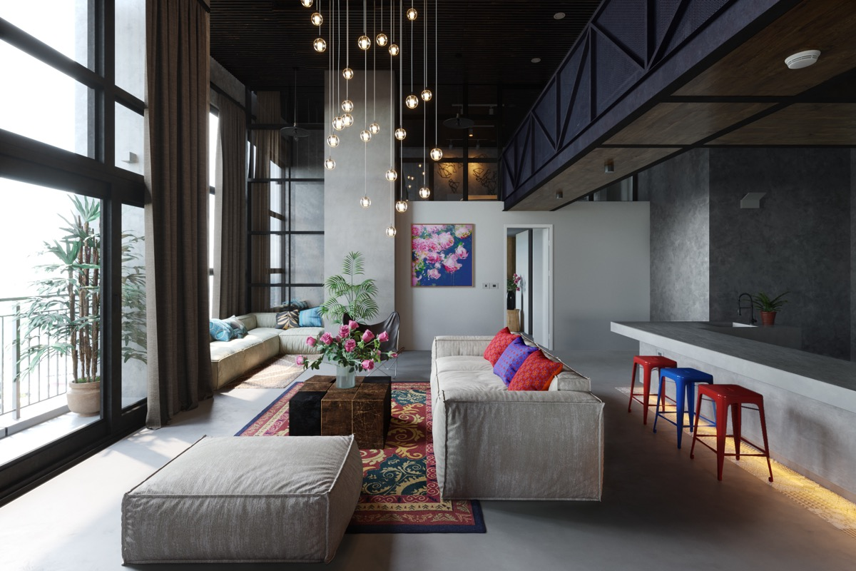 Fullsize Of Modern Interior Design Living Room