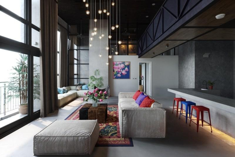 Large Of Modern Interior Design Living Room