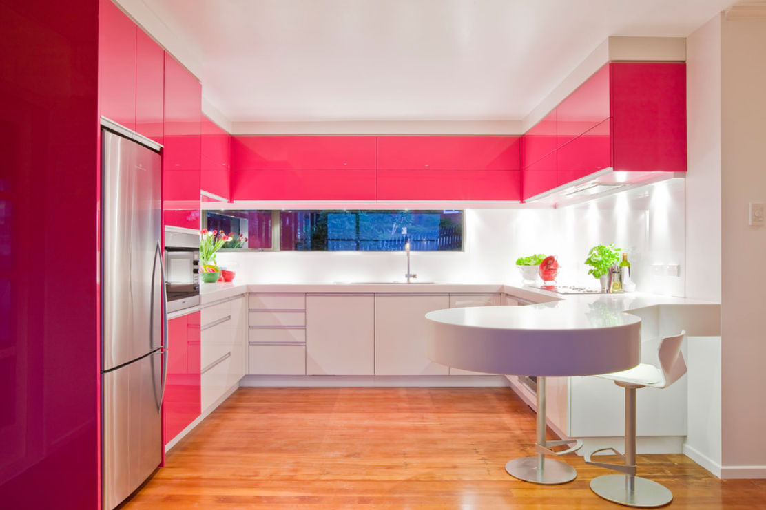 best modern kitchen cabinets modern kitchen cabinets Daring and Bold Modern Kitchen Cabinet Idea