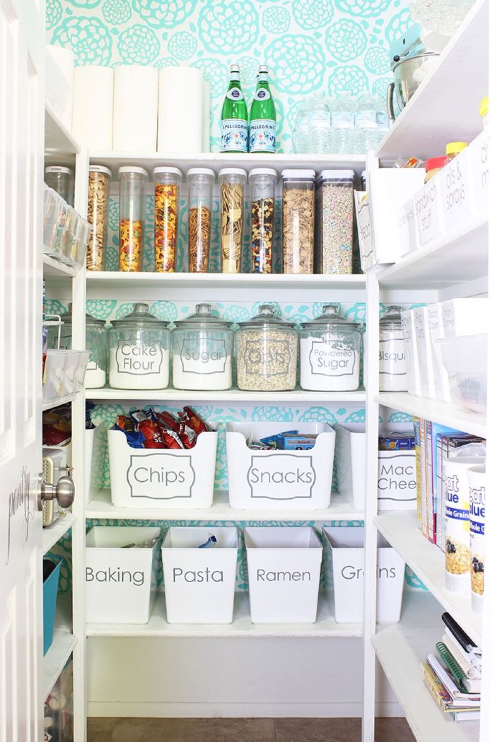 best kitchen organization ideas kitchen organization ideas Practical Kitchen Organization Ideas Must Include Labeled Canisters and Containers