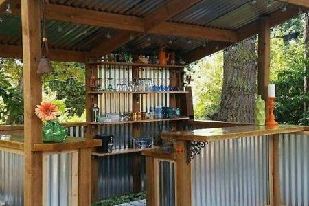 02 outdoor kitchen ideas homebnc