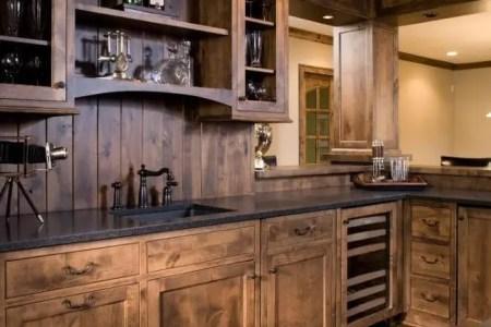 26 rustic kitchen cabinets ideas homebnc
