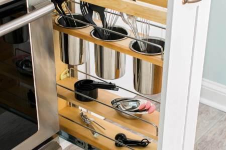 35 best small kitchen storage ization ideas and