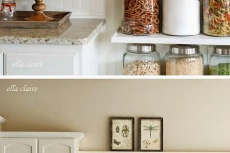 07 small kitchen storage ization ideas homebnc