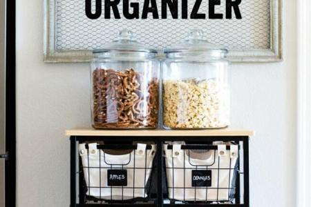 31 small kitchen storage ization ideas homebnc