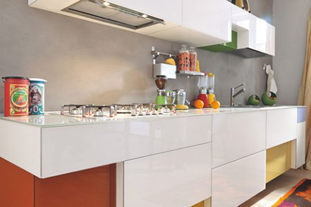 cool kitchens creative designs lago 6