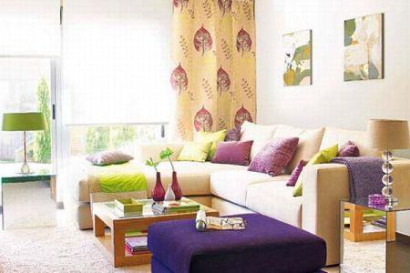colorful living room interior design ideas1