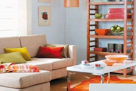colorful living room interior design ideas67