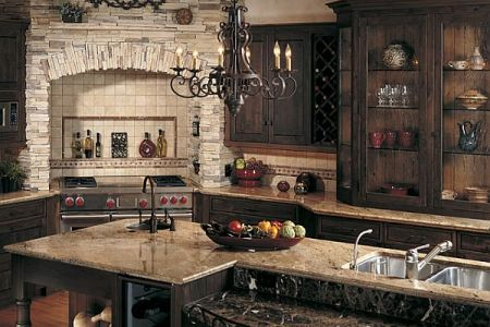 rustic kitchen design picture4