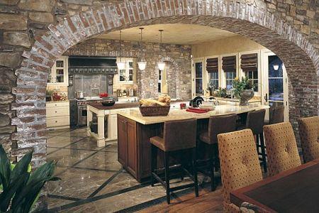 rustic kitchen design picture6