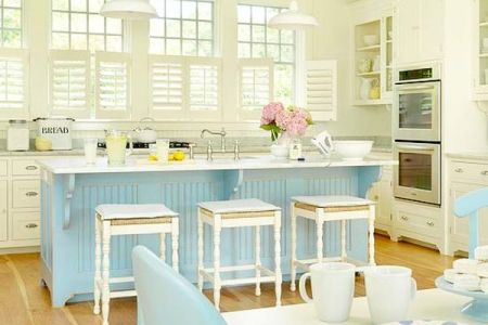 20 charming cottage style kitchen decors