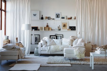 ikea 2013 catalog white living area