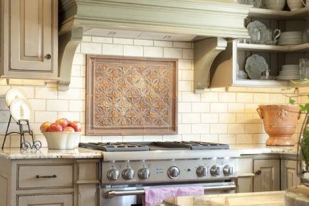 country kitchen hood