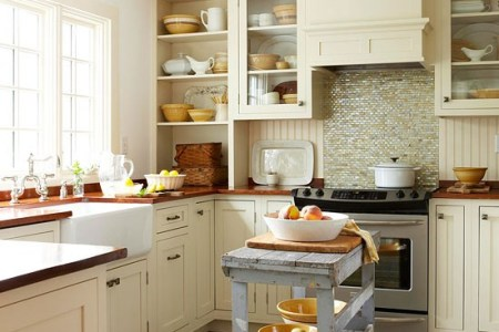 kitchen island traditional