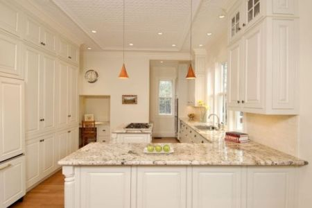 white l shaped kitchen1