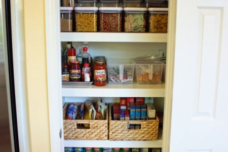 15 ization ideas for small pantries