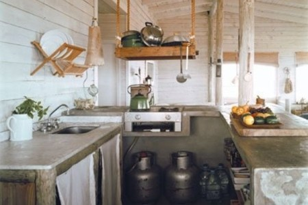 creative small kitchen idea
