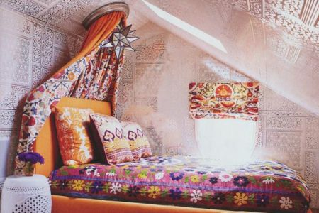 creating a bohemian bedroom ideas & inspiration