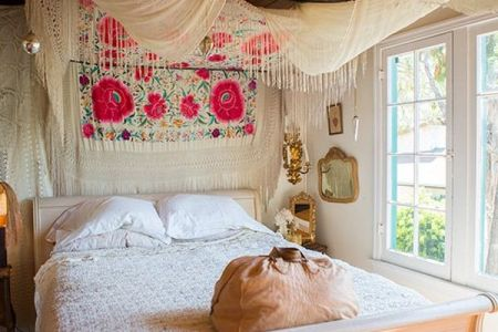 how to achieve bohemian (or boho chic) style