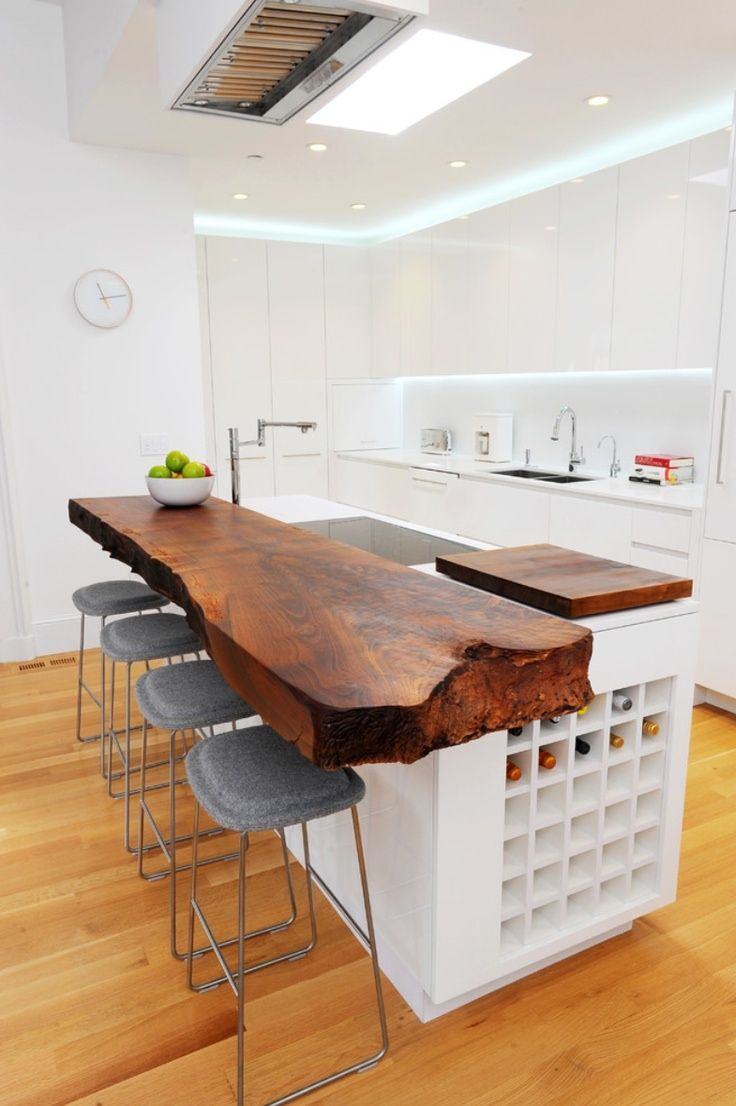 20 unique countertops guaranteed make kitchen stand wood kitchen countertops Home Decorating Trends Homedit