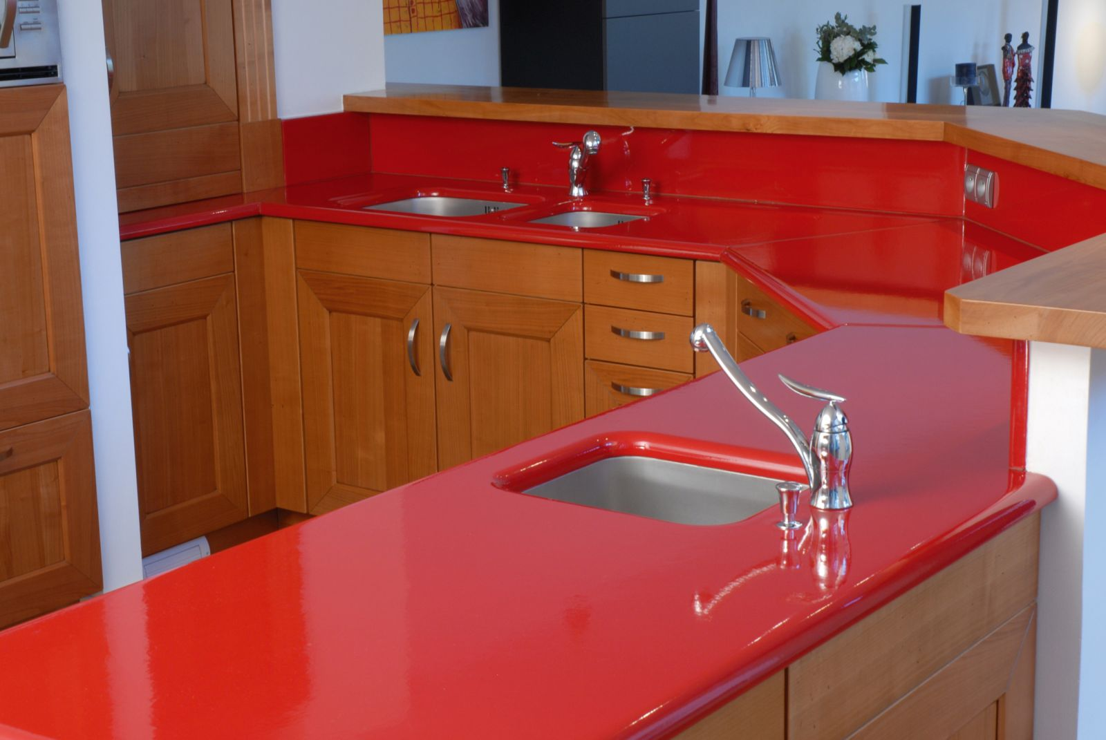 most popular kitchen countertops kitchen countertop options Lava Stone Kitchen Countertops