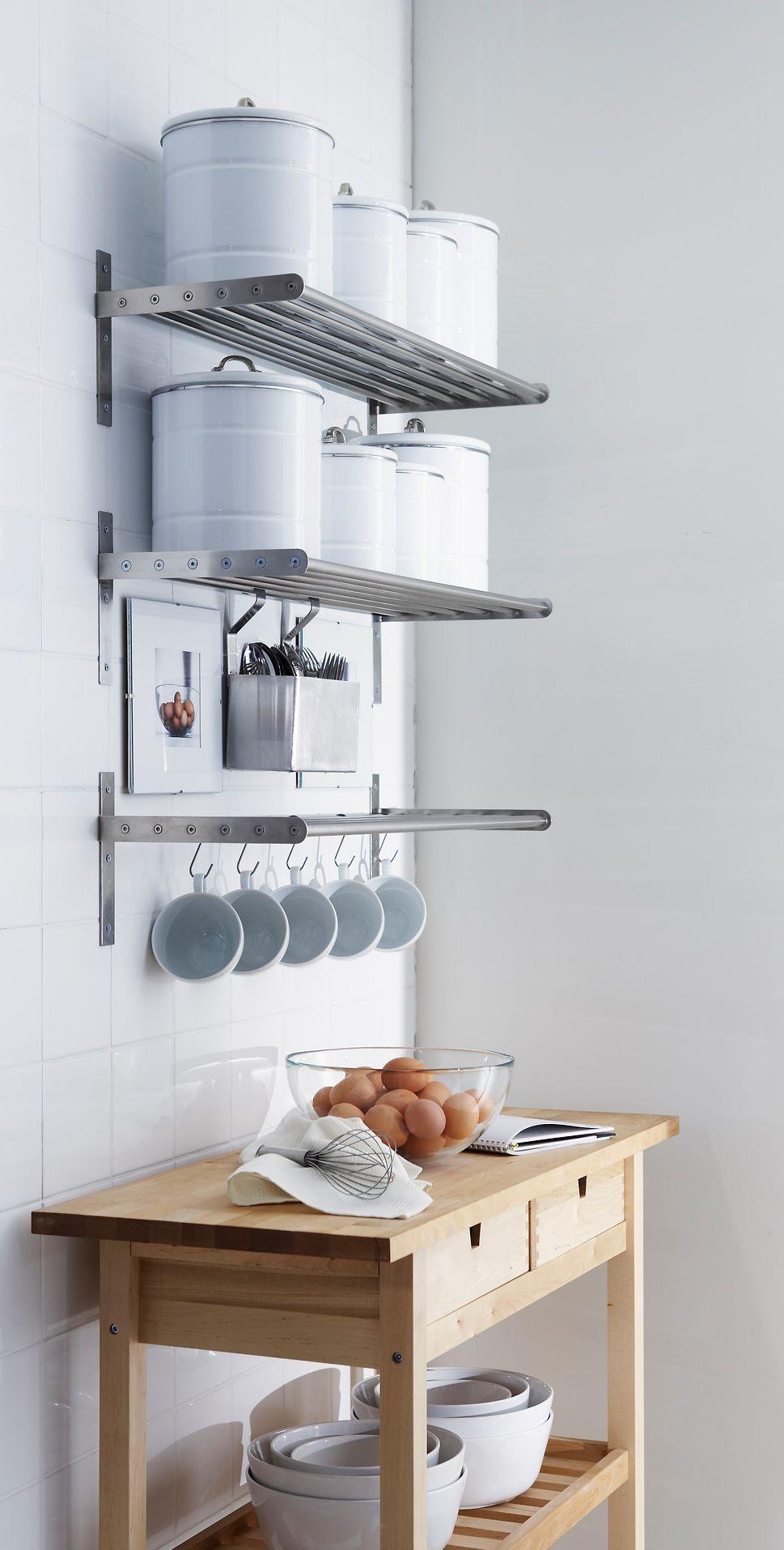 kitchen organization tips kitchen organization ideas Wall storage