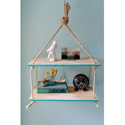Small Crop Of Bathroom Hanging Shelves
