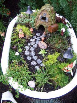 Grande Unleash Your Imagination Magical Fairy Garden Designs Fairy Garden Planter Boxes