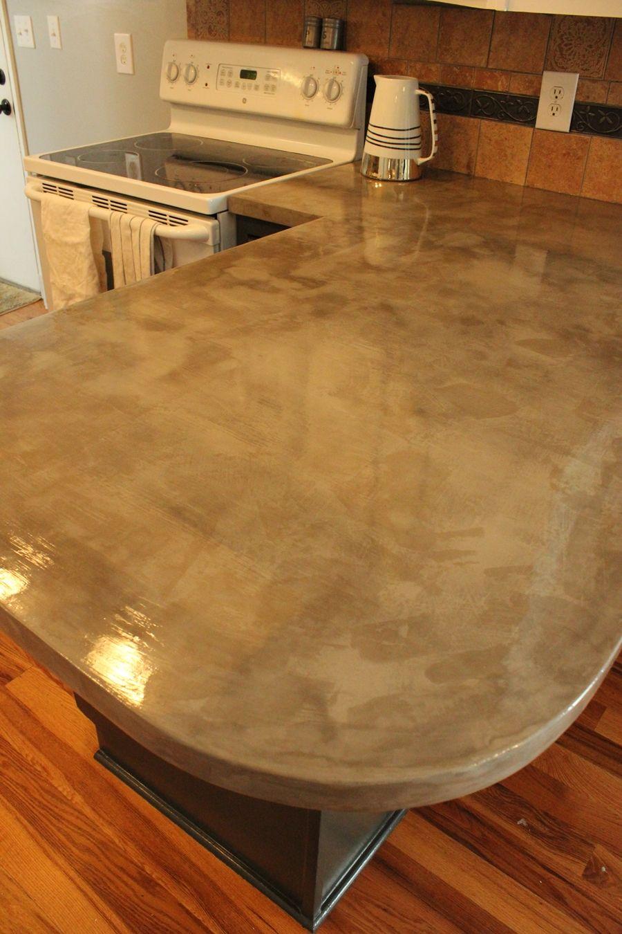 diy concrete countertops concrete kitchen countertops CONGRATULATIONS