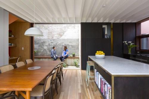 Medium Of Open Kitchen Floor Plan Ideas