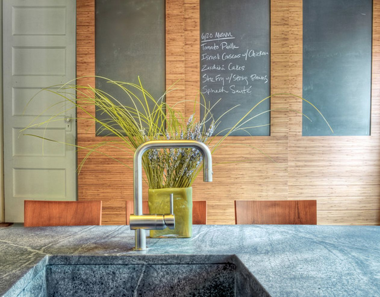 soapstone countertops kitchen countertop materials Home Decorating Trends Homedit