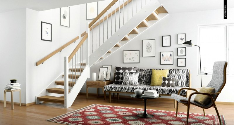 Large Of Traditional Living Room Interior Design