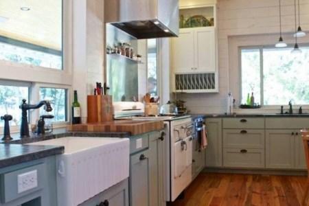 hardwood floor kitchen style